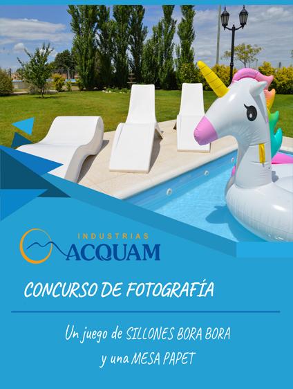 Concurso de Fotografía Acquam